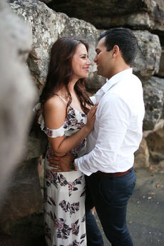 Latinx Couple Little Rock Photographer Caroline M Holt Best Engagement Photo11