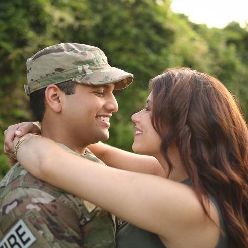 Latinx Couple Little Rock Photographer Caroline M Holt Best Engagement Photo 18