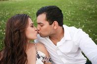 Latinx Couple Little Rock Photographer Caroline M Holt Eng session