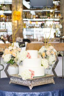 cake shot wedding photo tall reeds