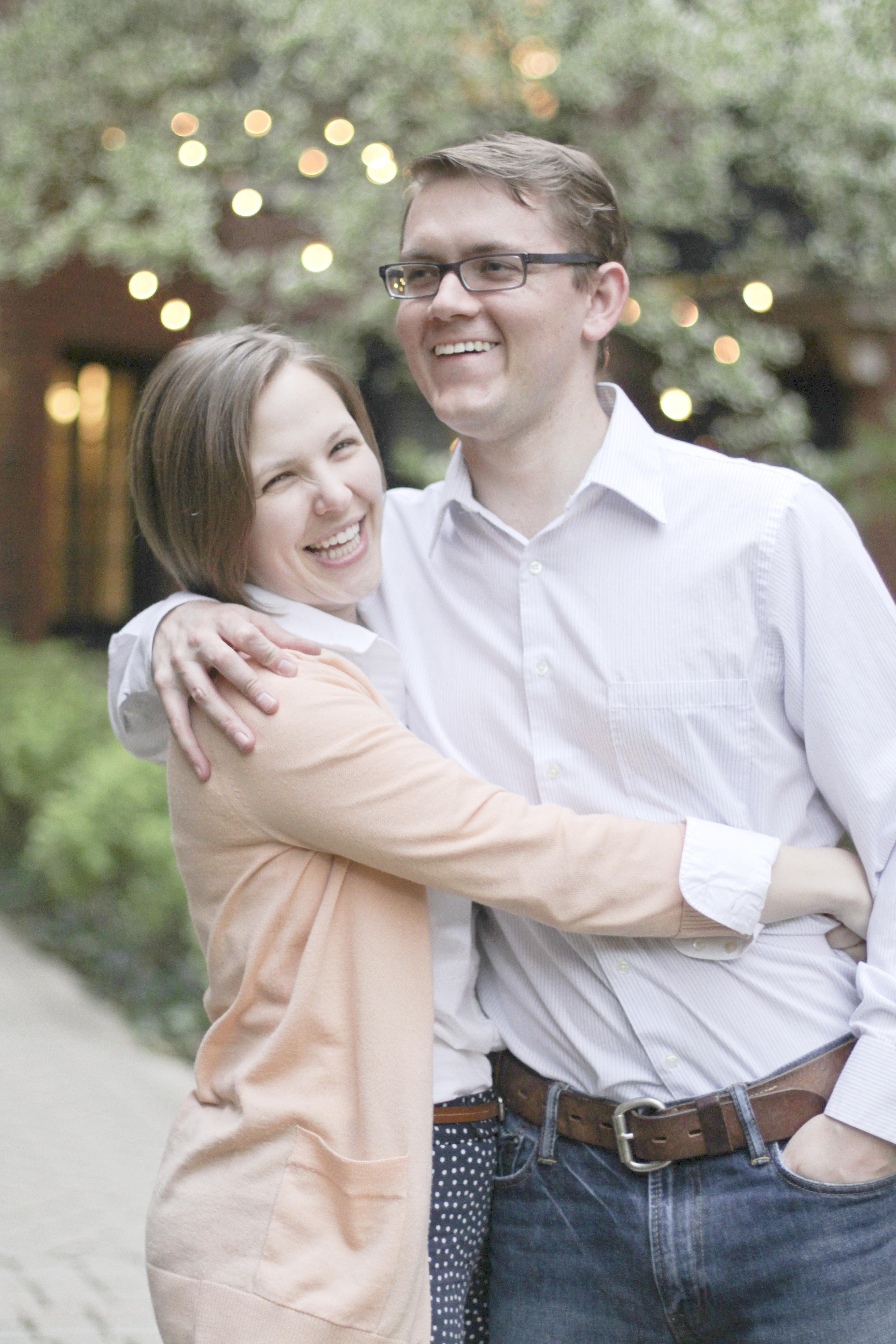 Lassiter engagement photo in chicago Engagement photographer