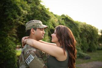 Latinx Couple Little Rock Photographer Caroline M Holt Best Engagement Photo 14