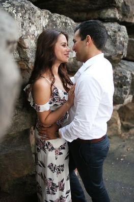 Latinx Couple Little Rock Photographer Caroline M Holt Best Engagement Photo 10