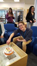 Jon's birthday party