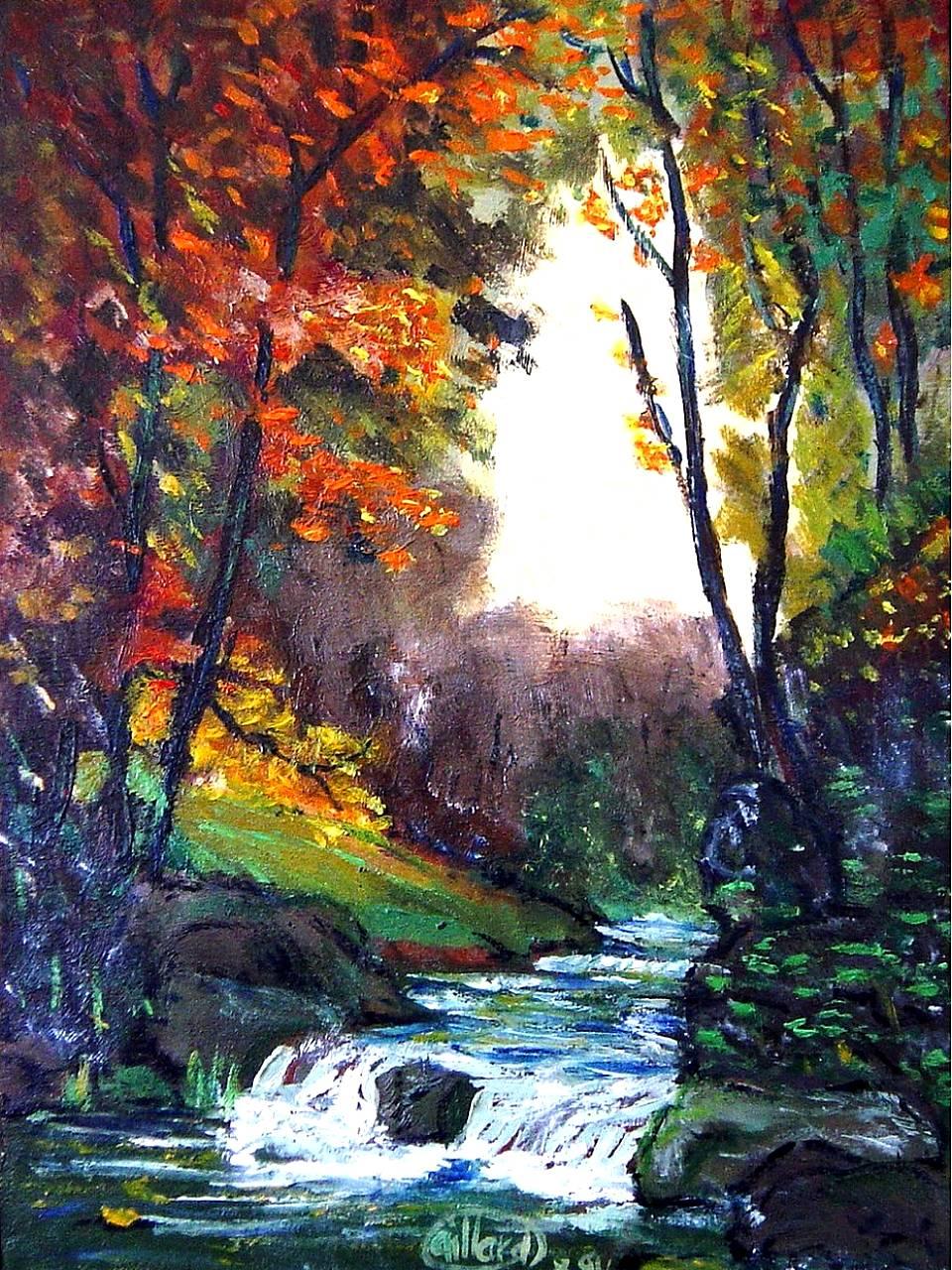 Ruisseau sous-Bois