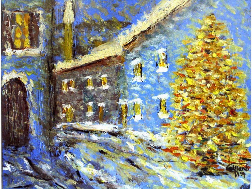 Martigny Bourg Noël