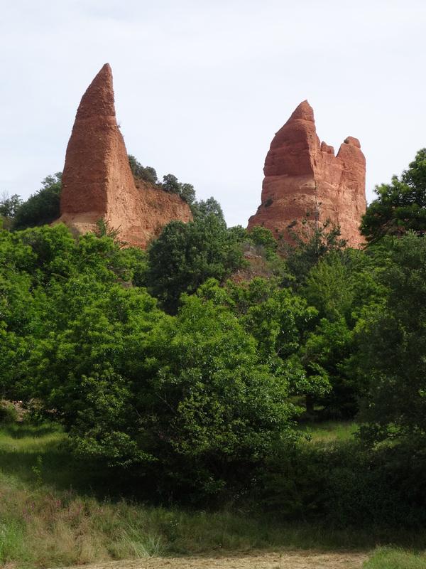 Las Médulas prés de Villafranca