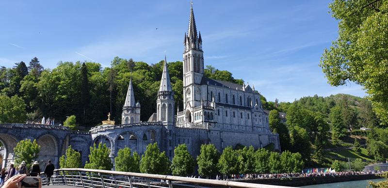 Cathédrale de Lourdes