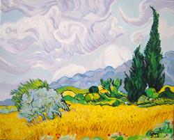 Essais de Van Gogh