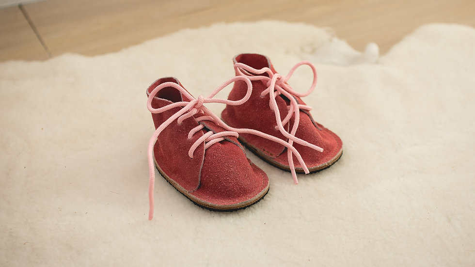 Baby vellies 6-24 months