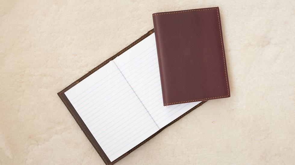 A6 book cover plain