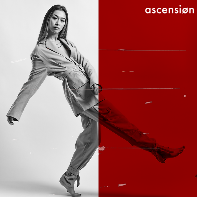 Fashion photography London: Olivia wears Ascension