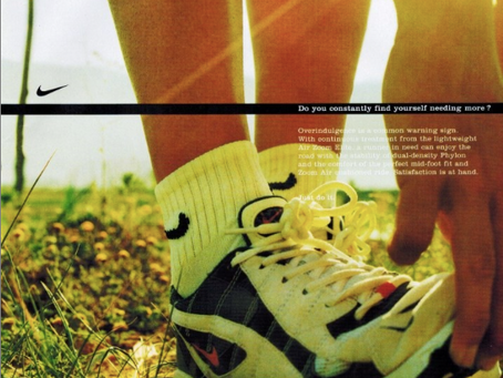 Nike Air Zoom Elite | 1999 | Poster