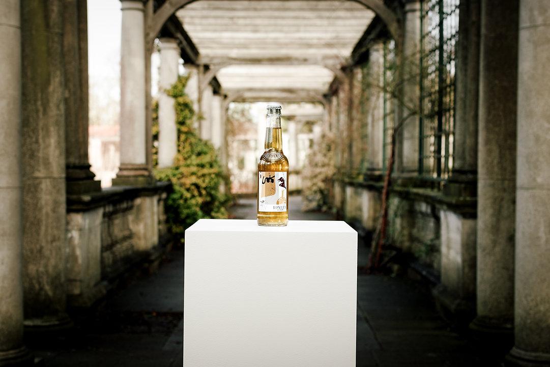 London Photographer: Loexley Cider product shots