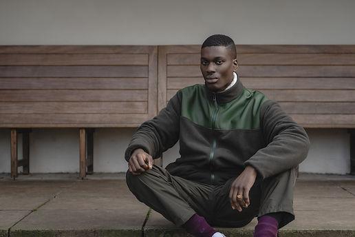 Fashion photography London: RAINS Jacket4