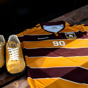 "Hummel x Hanon ""Stand Only"" collection 