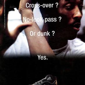 Adidas KB8 II | Kobe Bryant | 1998