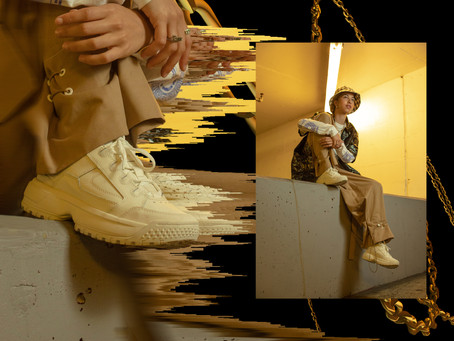 """Cat Footwear """"Engineered for Originality"""" Campaign 