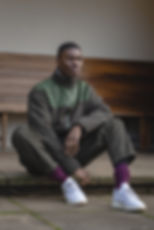 Fashion photography London: RAINS Jacket1
