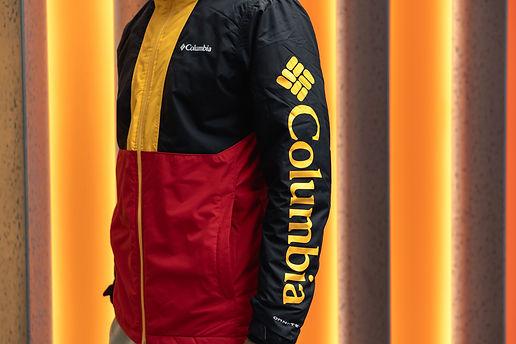 fashion photography London: Columbia Jacket4
