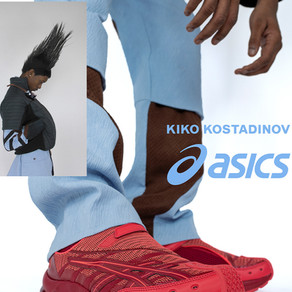 Kiko Kostadinov x ASICS GEL-Kiril 2 | 2020