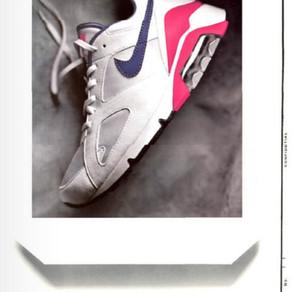 Nike Air 180   TV Advert & Posters   1991