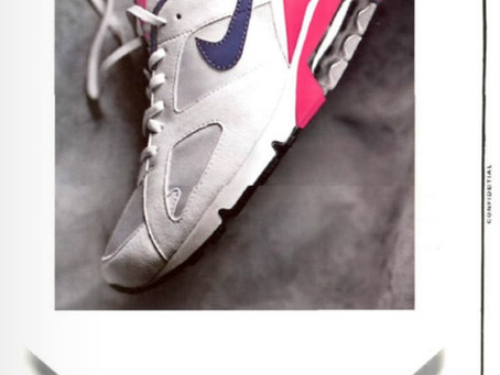 Nike Air 180 | TV Advert & Posters | 1991