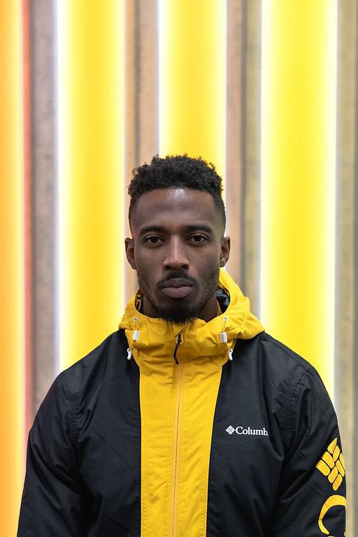 fashion photography London: Columbia Jacket2