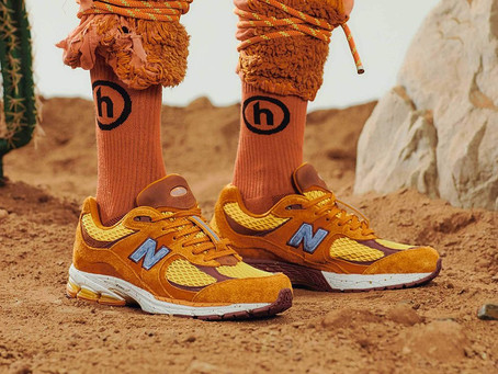 Selehe Bembury x New Balance 2002 | Featuring Jesse Williams | 2020