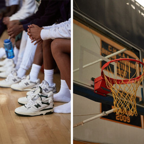 Aime Leon Dore x New Balance P550 Basketball Oxford