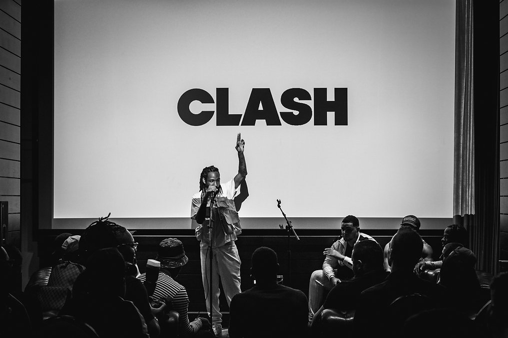 London Photographer: live music event photography for Clash Magazine: Lord Of The Mics