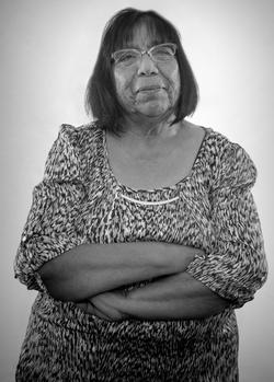 Nancy Garcia (Tohono O'odham)