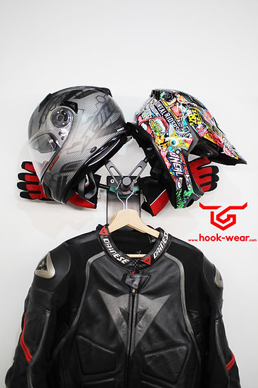 "bike-wear ""tourer duo-v""  + glove holder"