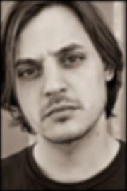 Erik van der Horst, acteur en musicus.