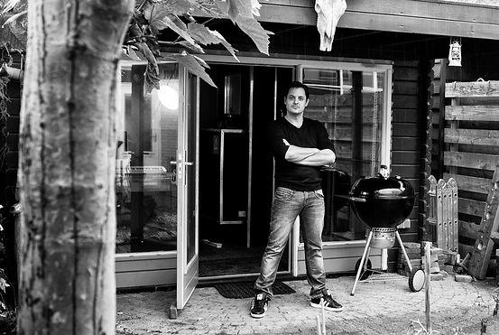 Erik van der Horst, voice-over