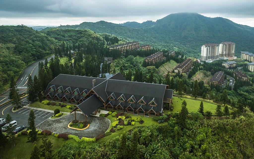 The Spa and Lodge at Tagaytay Highlands