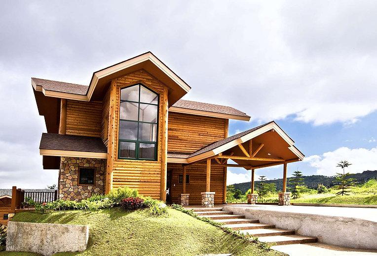 Tagaytay Highlands Log Cabin