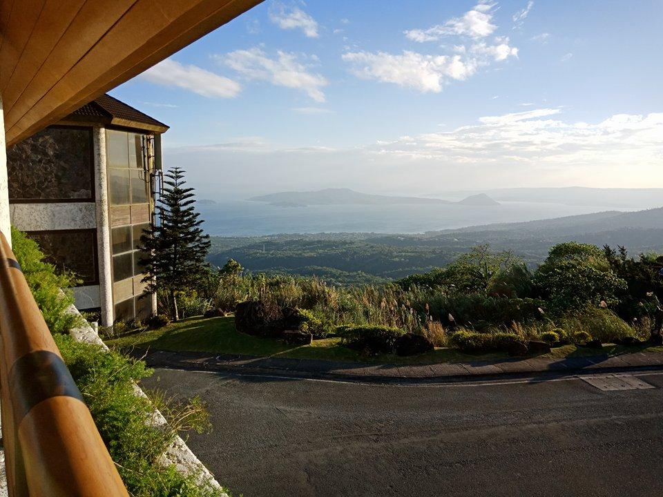 Highlands Golf Club View