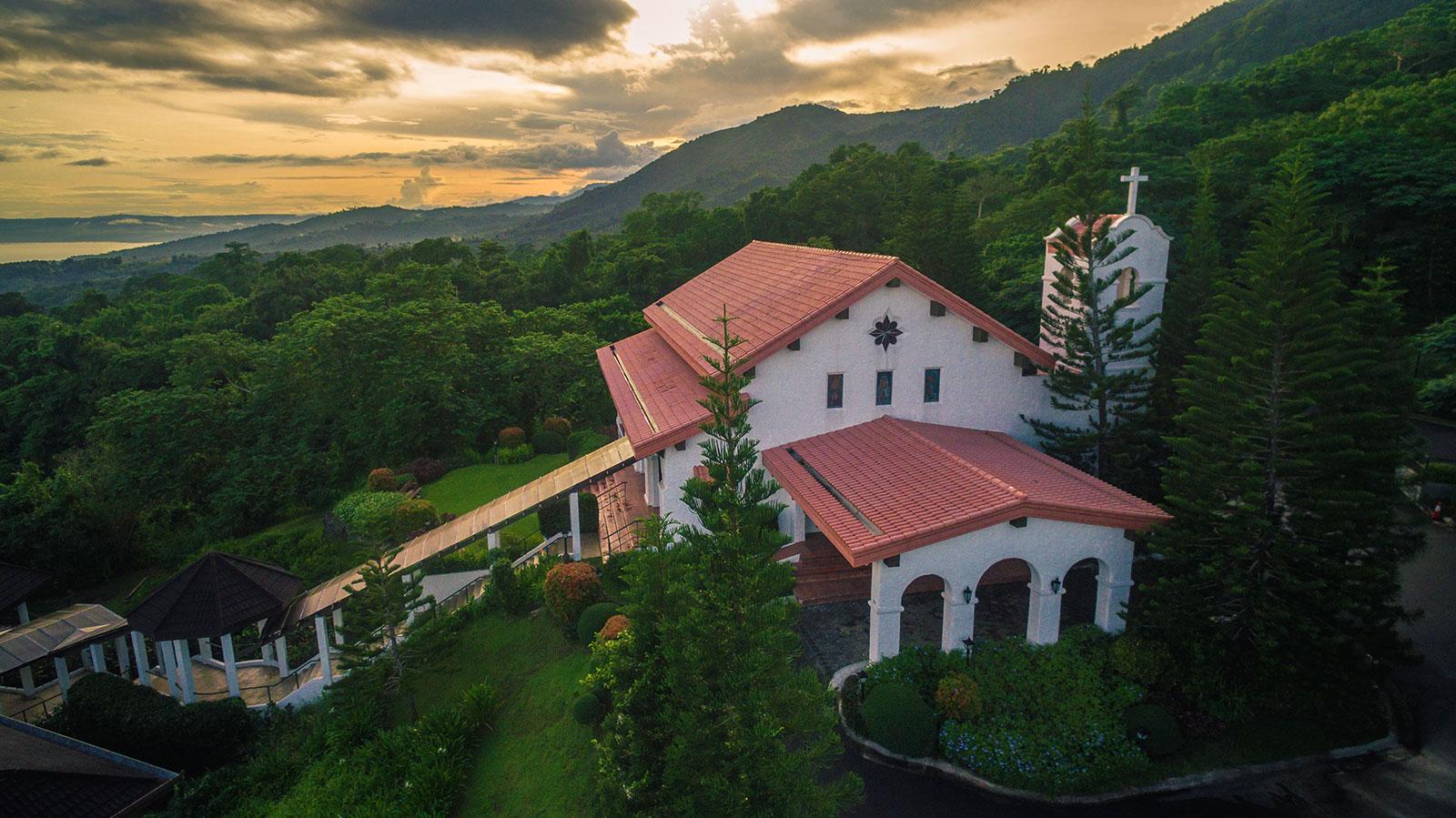 Madre De Dios Wedding Chapel