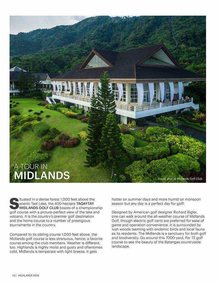 Midlands Golf - Verandas