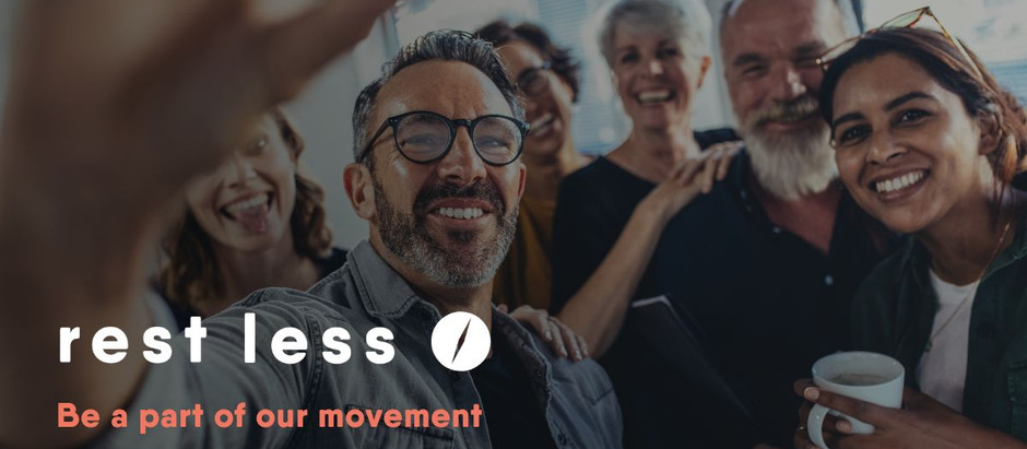 """How """"Rest Less"""" Is Helping Today's Over 50s Stay Purposeful and Connected"""