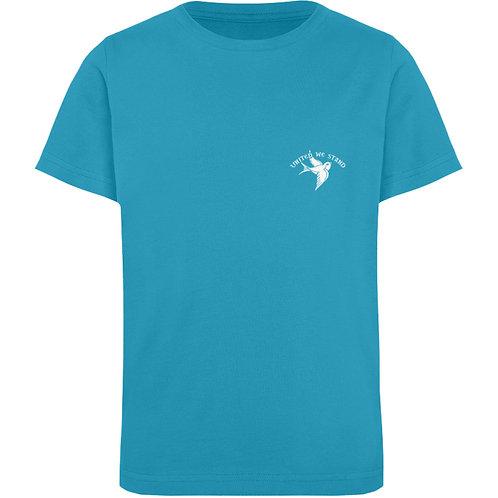 UNITED WE STAND  - Kinder Organic T-Shirt