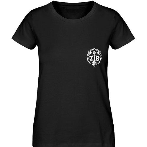 THE ANCHOR  - Damen Premium Organic Shirt