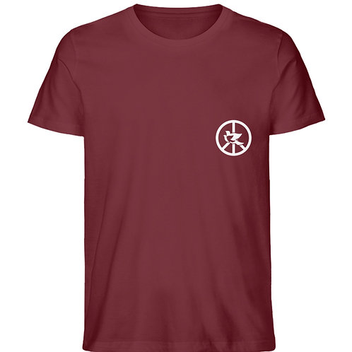 PEACE&DOVES  - Men Organic Shirt