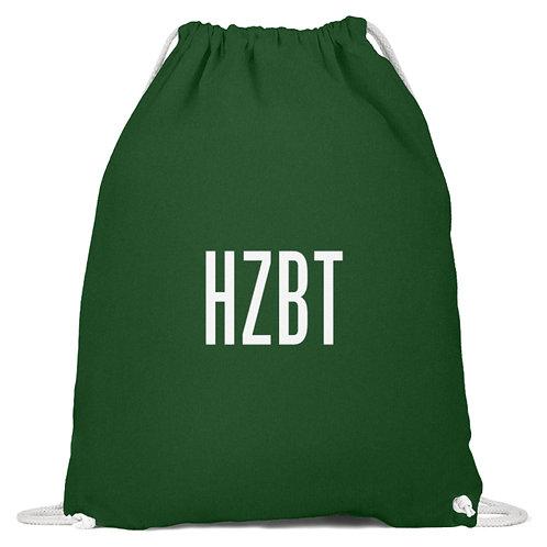 HZBT   - Baumwoll Gymsac