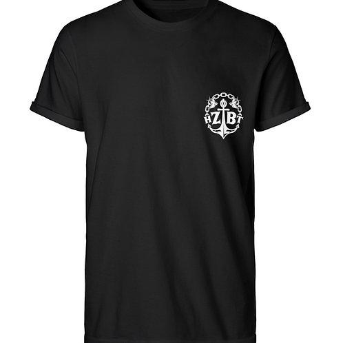 THE ANCHOR  - Herren RollUp Shirt
