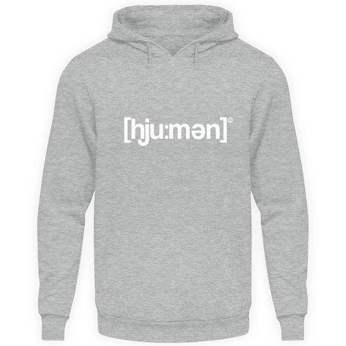 HUMAN  - Unisex Hoodie