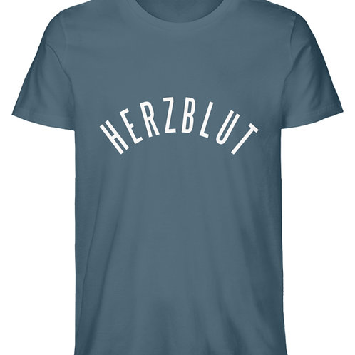HERZBLUT - Men Organic Shirt