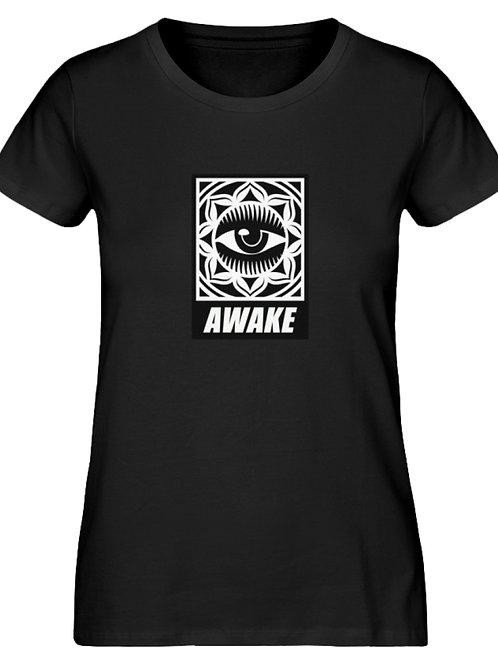 AWAKE   - Women Organic Shirt