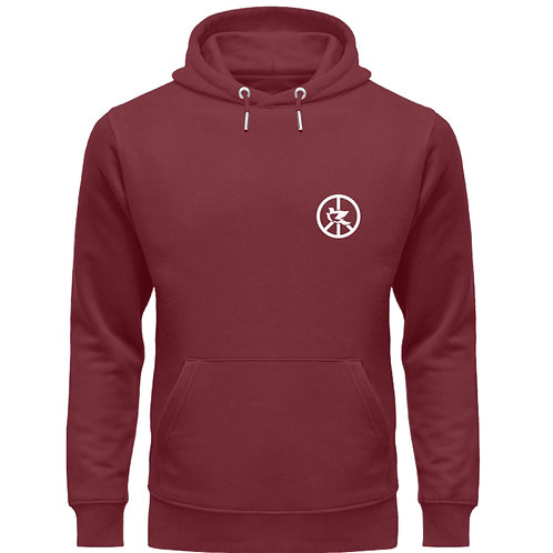PEACE&DOVES  - Unisex Organic Hoodie